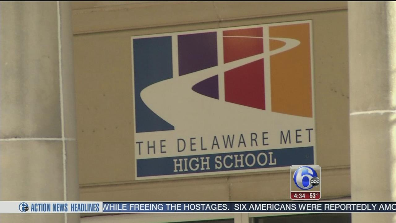 VIDEO: Malfunctioning sprinkler leads to half day at Wilmington school