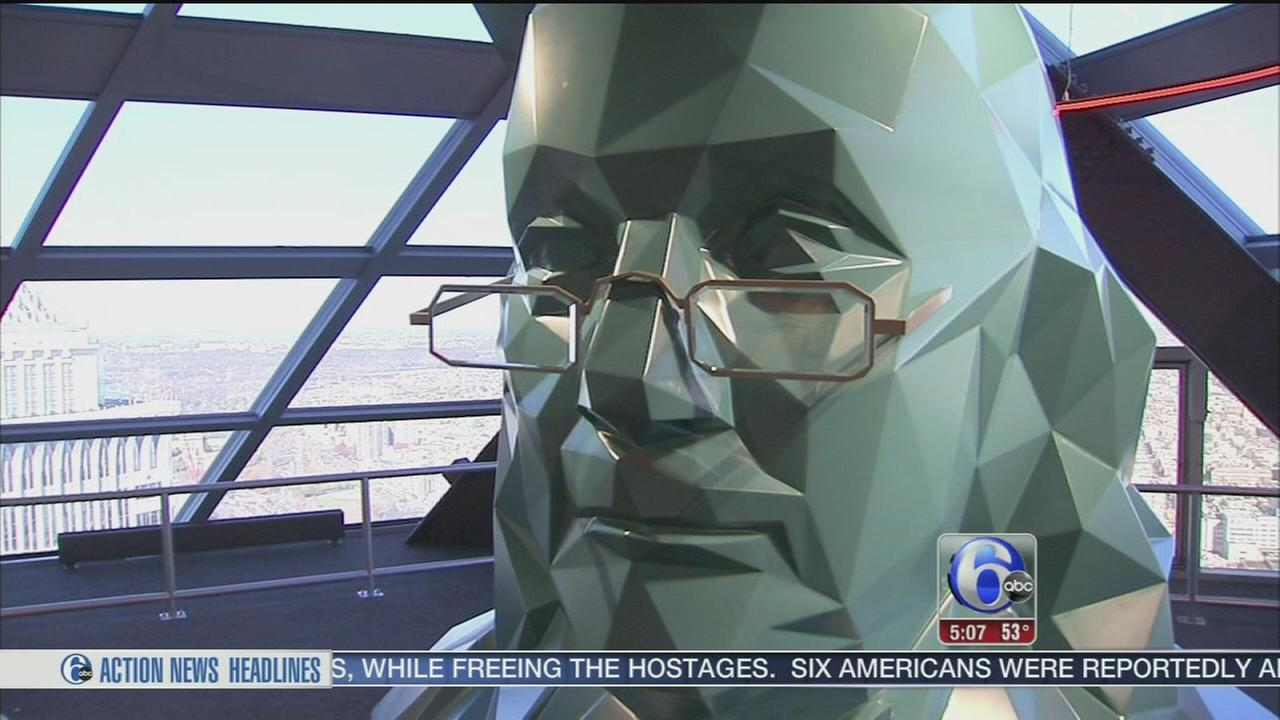 VIDEO: Philly first observation deck set to open