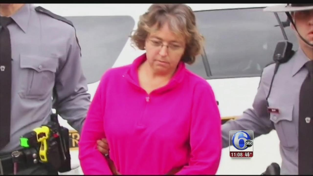VIDEO: Krupp convicted of arson