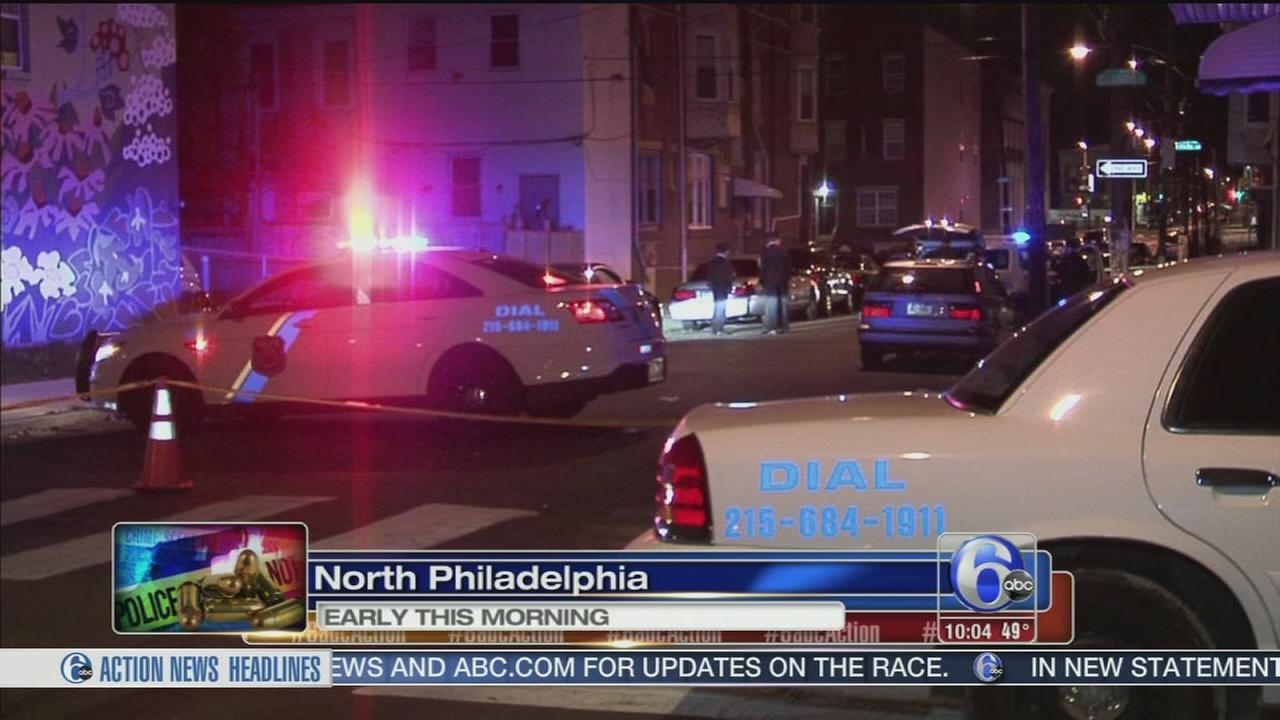 VIDEO: Man shot and killed in North Philadelphia