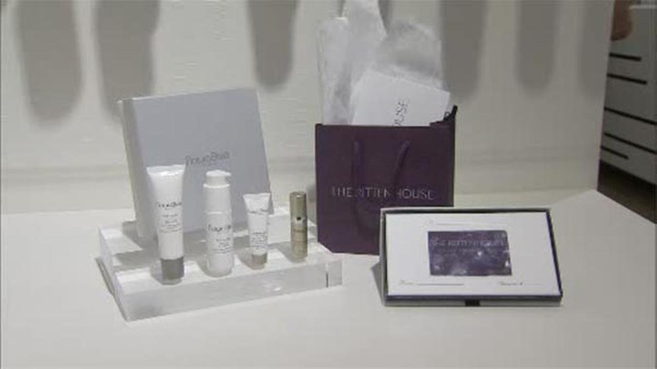 Buy a $300 gift card at the Rittenhouse Hotel and receive a $75 Natura Bisse gift set for FREE!