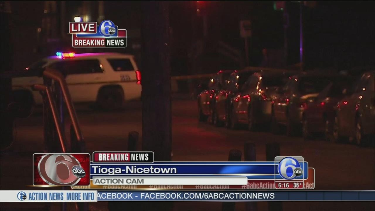 VIDEO: Man shot during robbery attempt