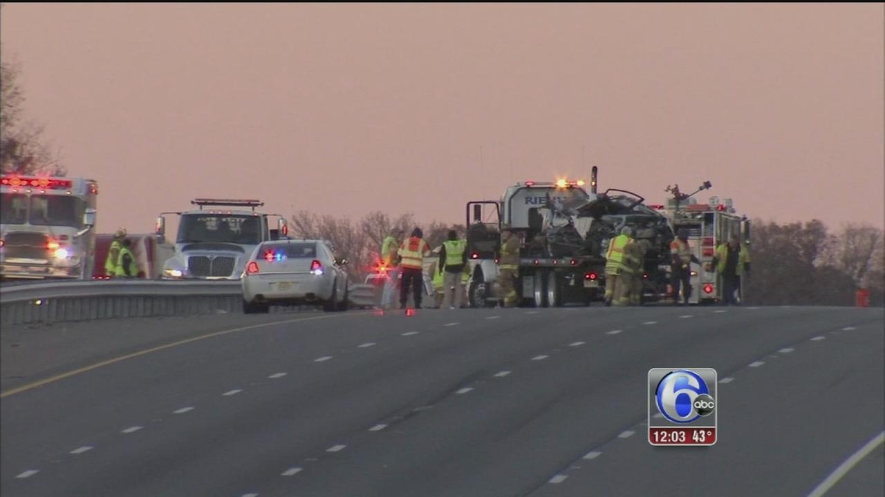 VIDEO: DUI charges filed in I-295 crash
