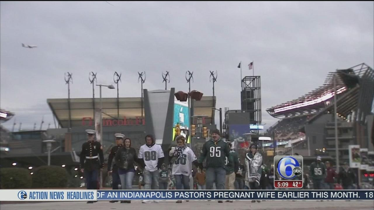 VIDEO: No-win situation for Philly sports teams