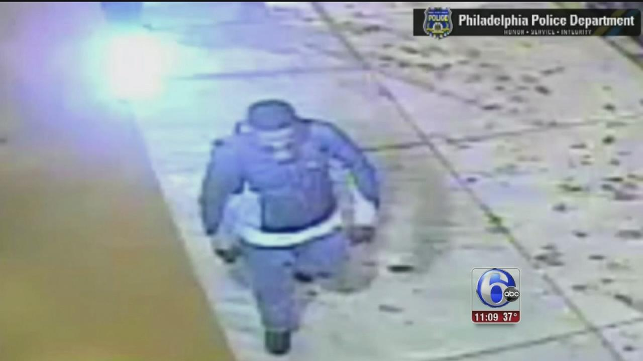 VIDEO: Package thief caught on camera in Philadelphia