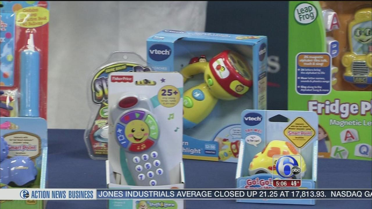 VIDEO: Pa. group releases list of most dangerous childrens toys