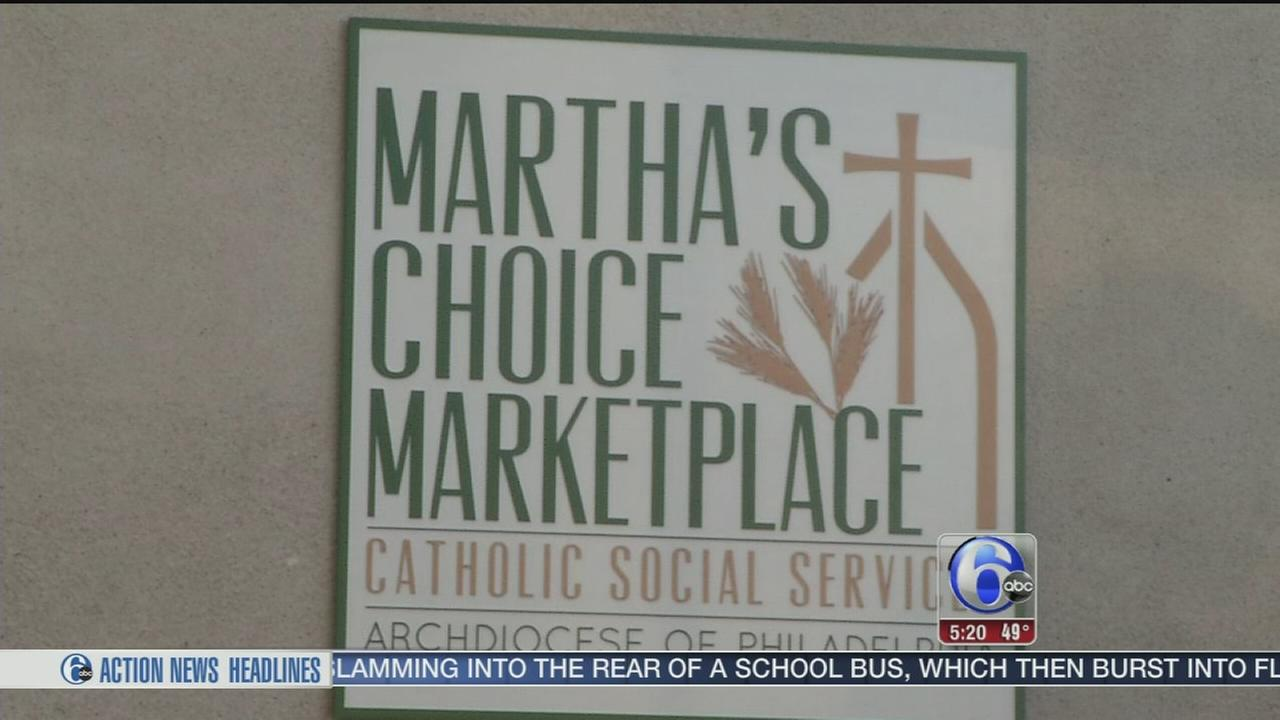 Marthas Choice Marketplace dedicated