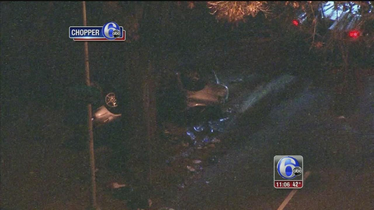 VIDEO: 1 dead, 1 injured on Roosevelt Boulevard