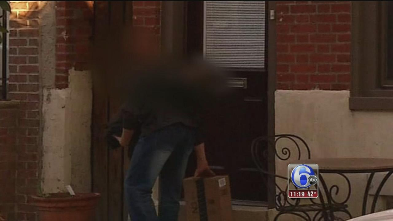 VIDEO: Hidden cameras capture package thefts