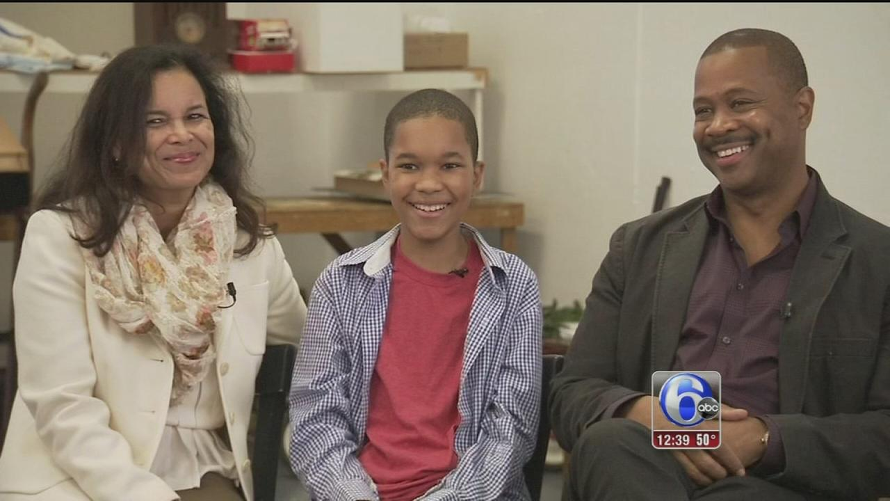 VIDEO: Rick Williams? son joins the cast of ?A Christmas Story?