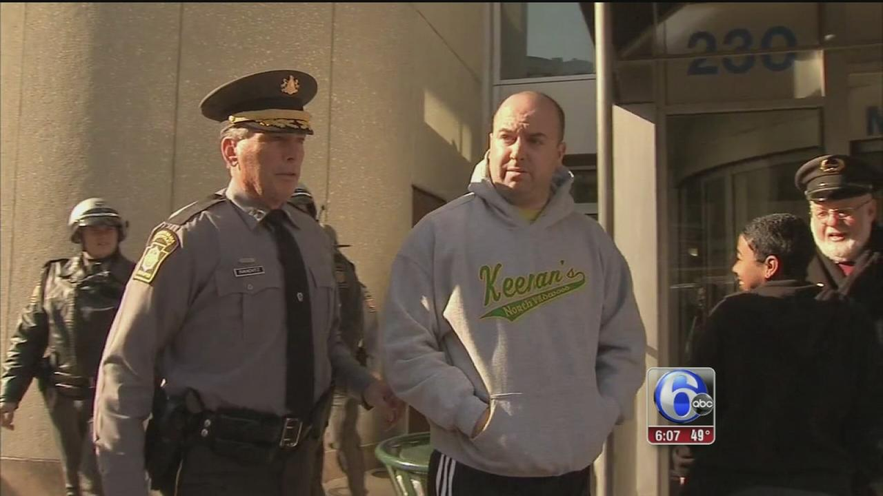 VIDEO: State trooper released from hospital