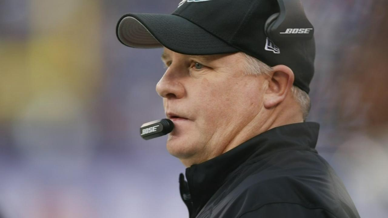 VIDEO: Sports Flash - Chip Kelly future
