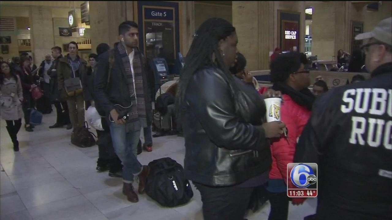 VIDEO: Thanksgiving travel highs, lows