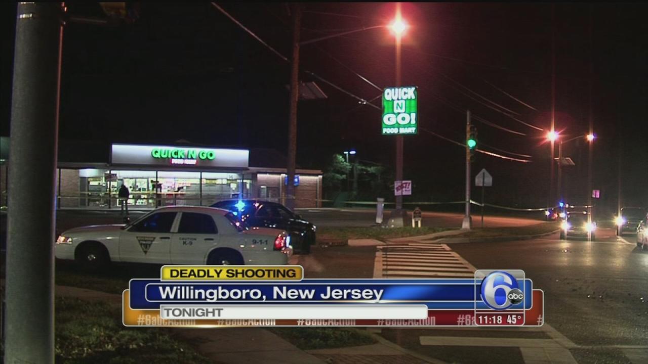 VIDEO: Willingboro, NJ shooting