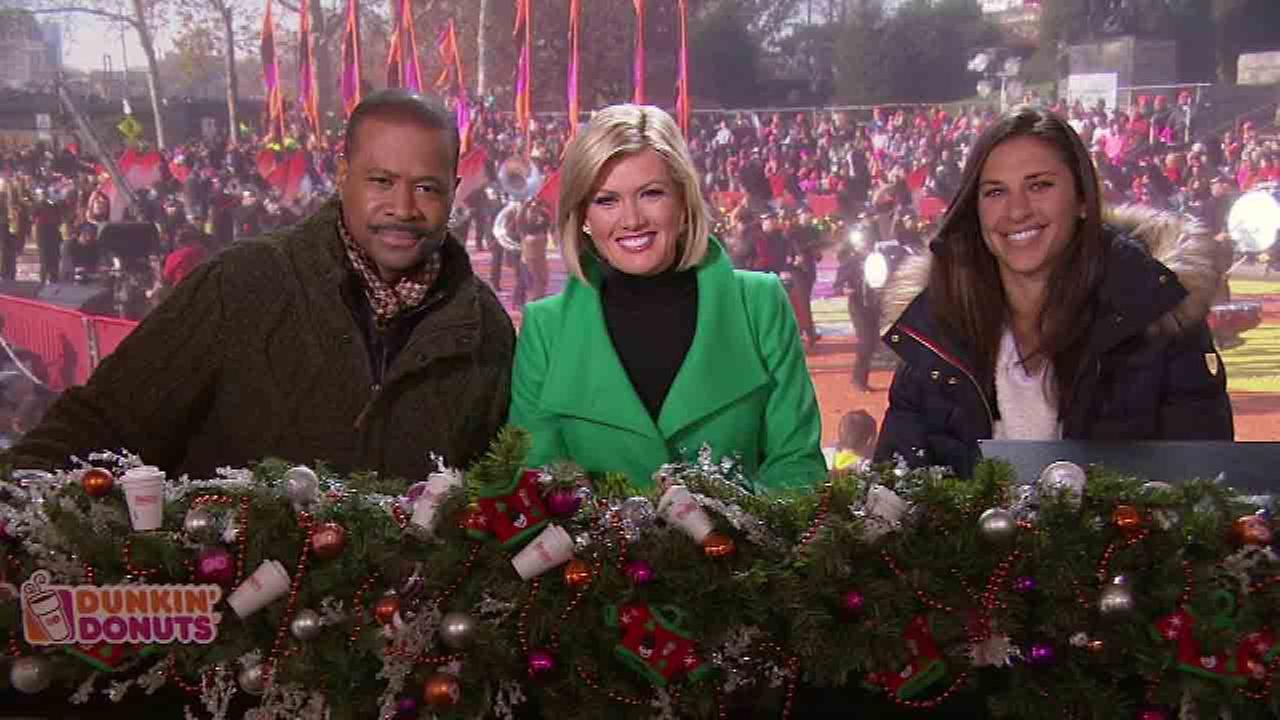 PHOTOS: 6abc/Dunkin Donuts 2015 Thanksgiving Day Parade