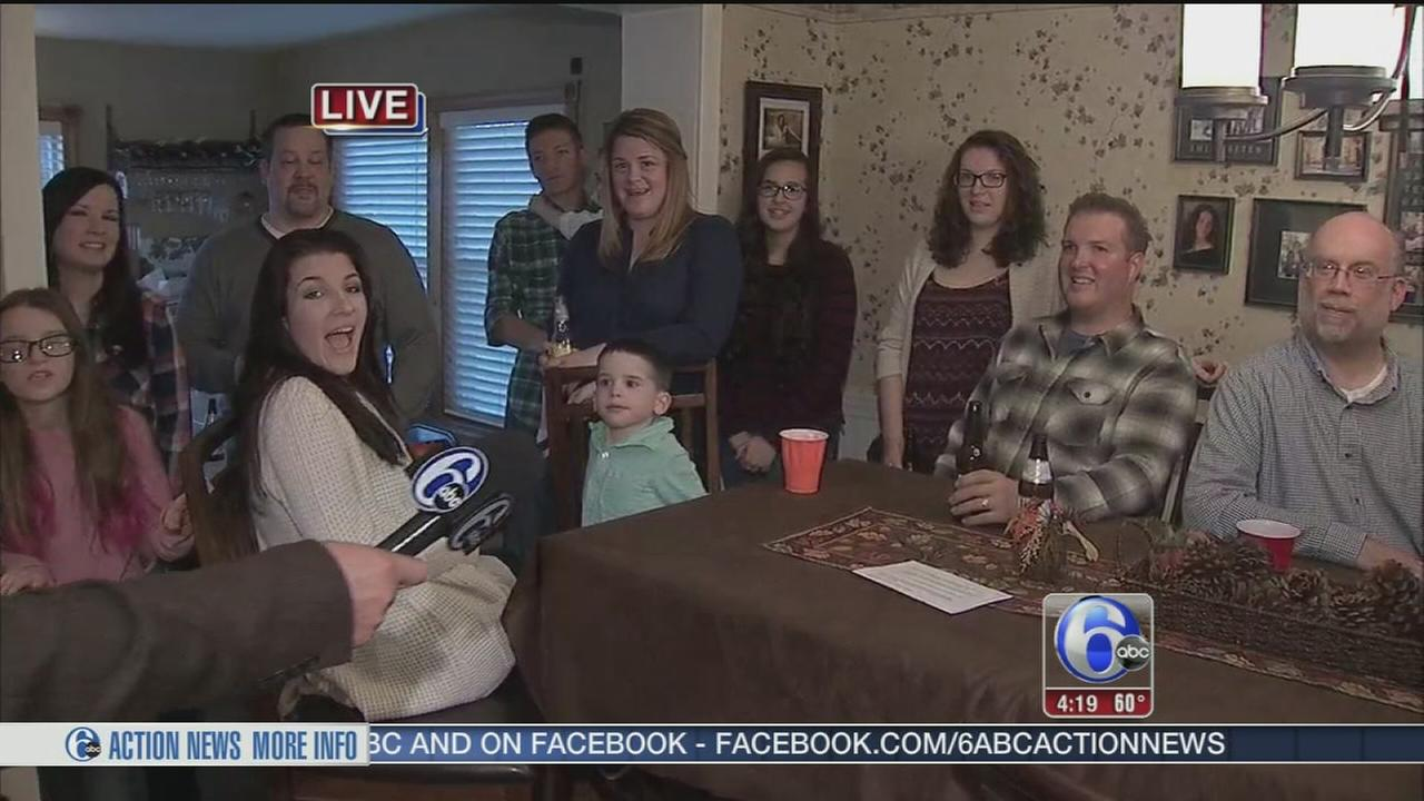 VIDEO: Dann - Thanksgiving family