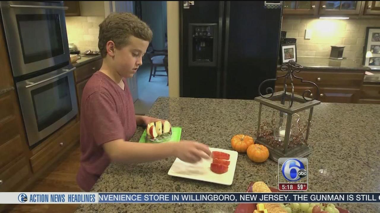 VIDEO: Food allergies during holidays