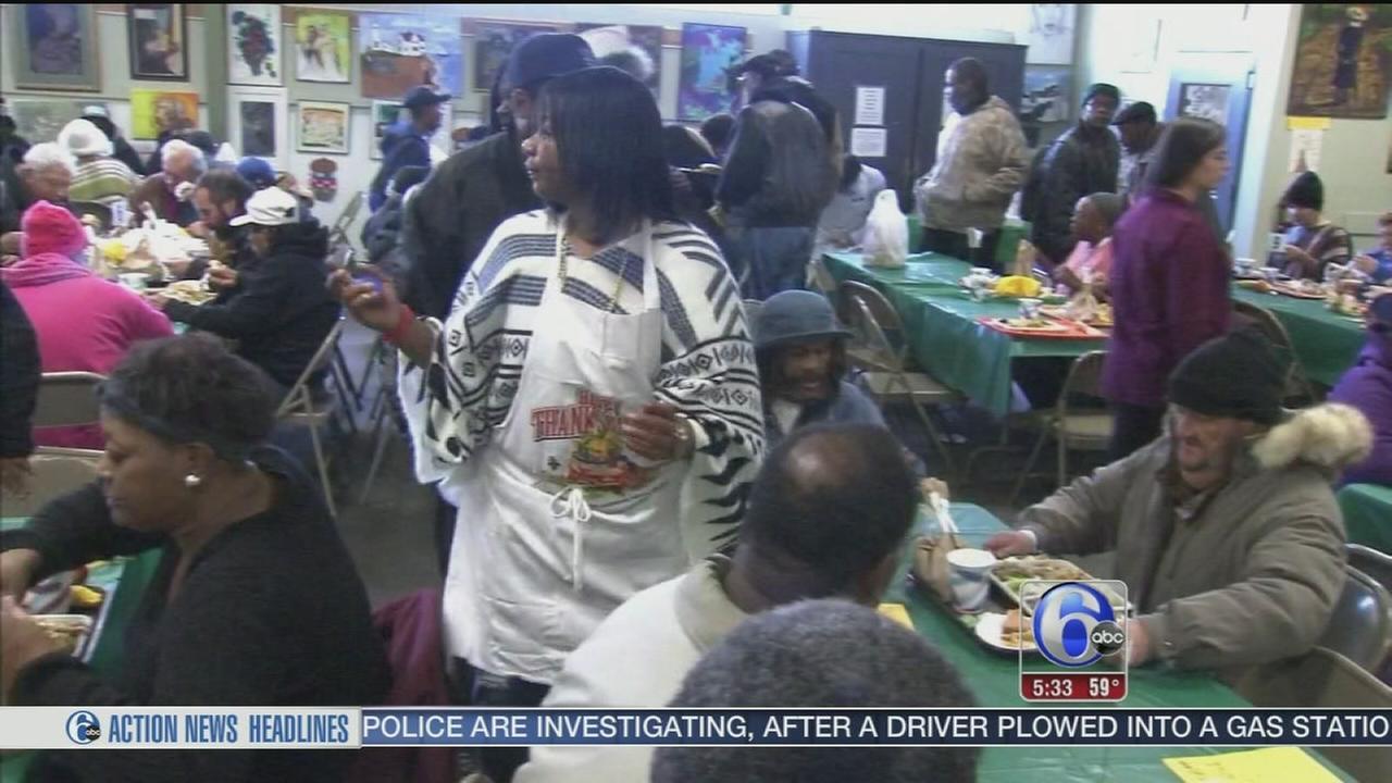 Trenton Area Soup Kitchen Thanksgiving