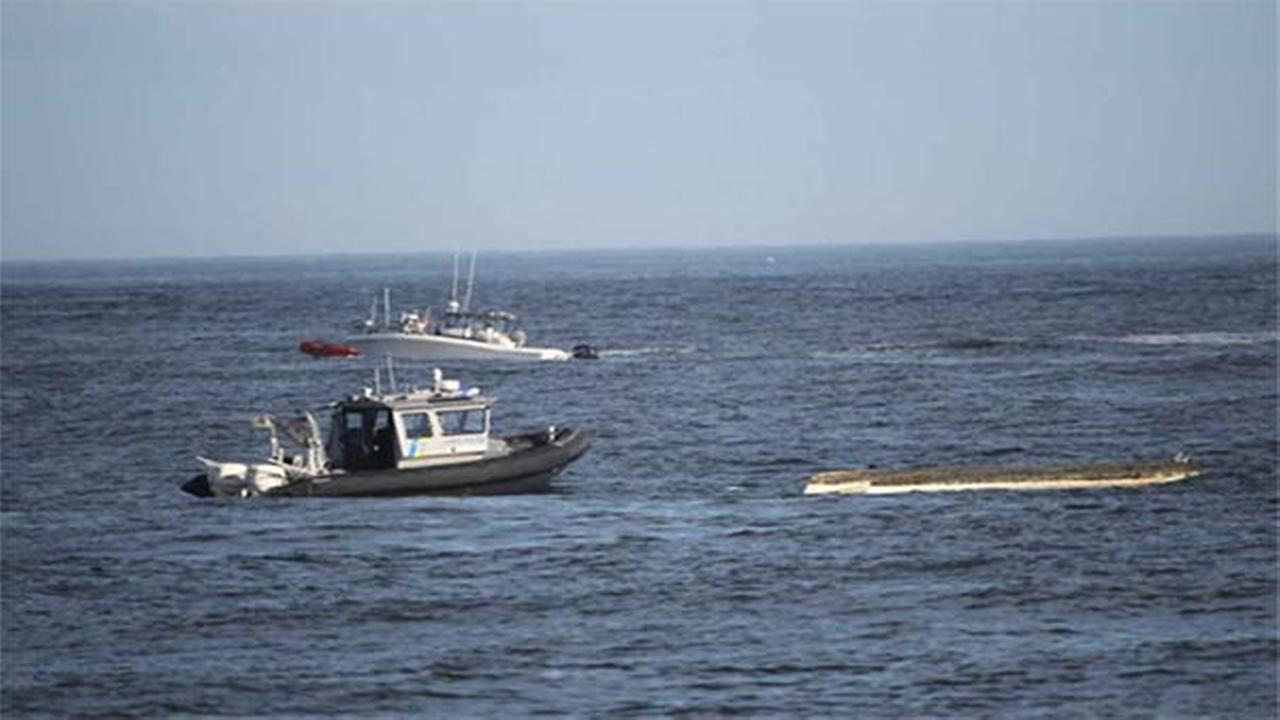 New Jersey State Police are investigating after a fatal vessel accident in Manasquan, Monmouth County.