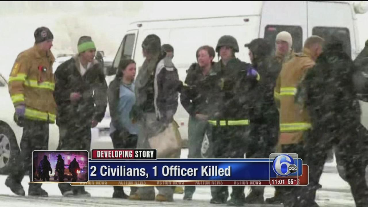 VIDEO: Colorado deadly shootings
