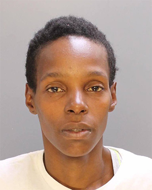 "<div class=""meta image-caption""><div class=""origin-logo origin-image none""><span>none</span></div><span class=""caption-text"">Germaine Opher 35/B/F was arrested during the South West Initiative on 10/27/16 3800 Mt. Vernon St.                   </span></div>"