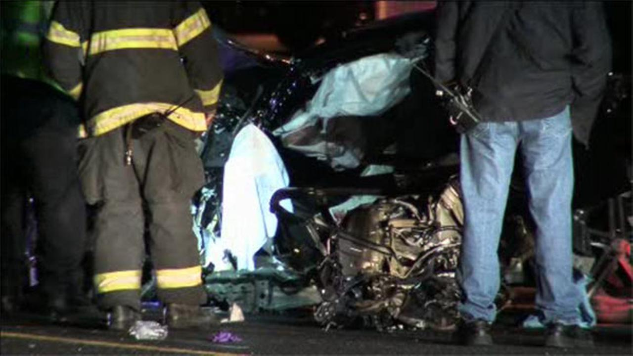 Man, 37, killed in Voorhees car crash