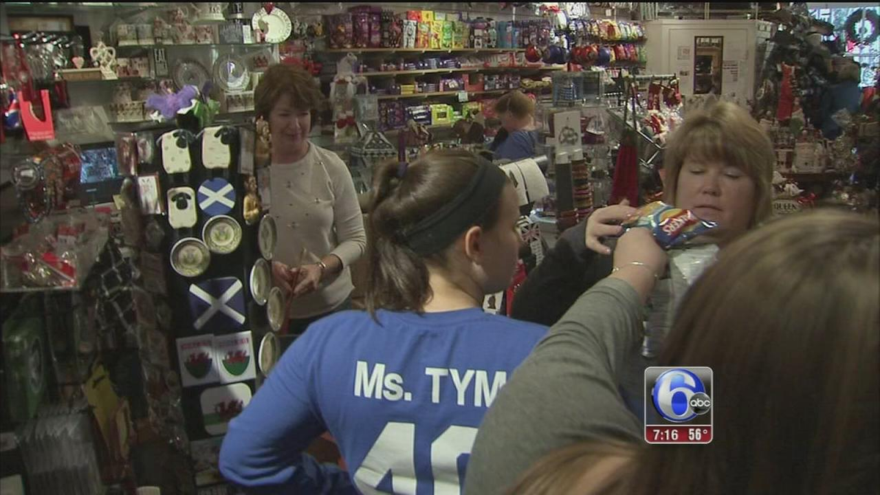 VIDEO: Small Business Saturday shops