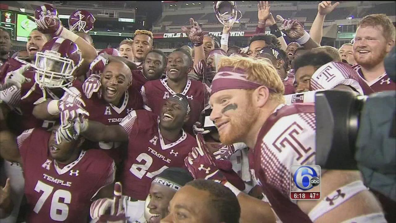 VIDEO: Temple coach leaving?