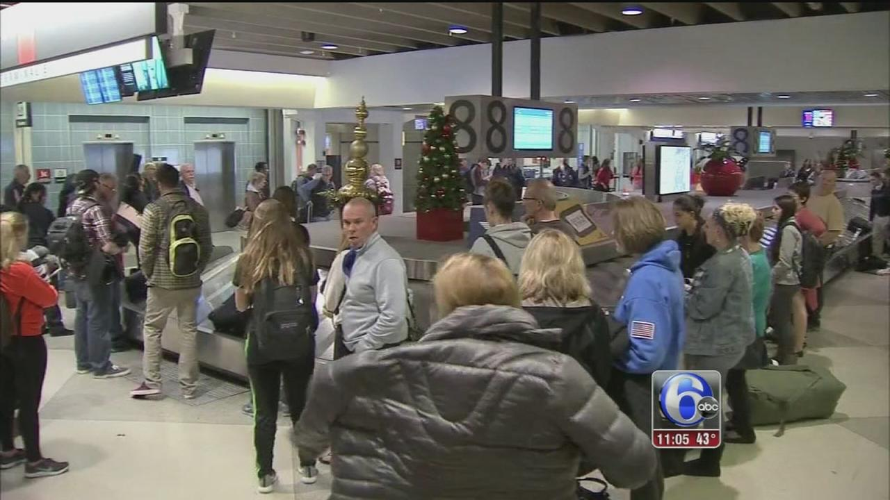 VIDEO: Holiday travels