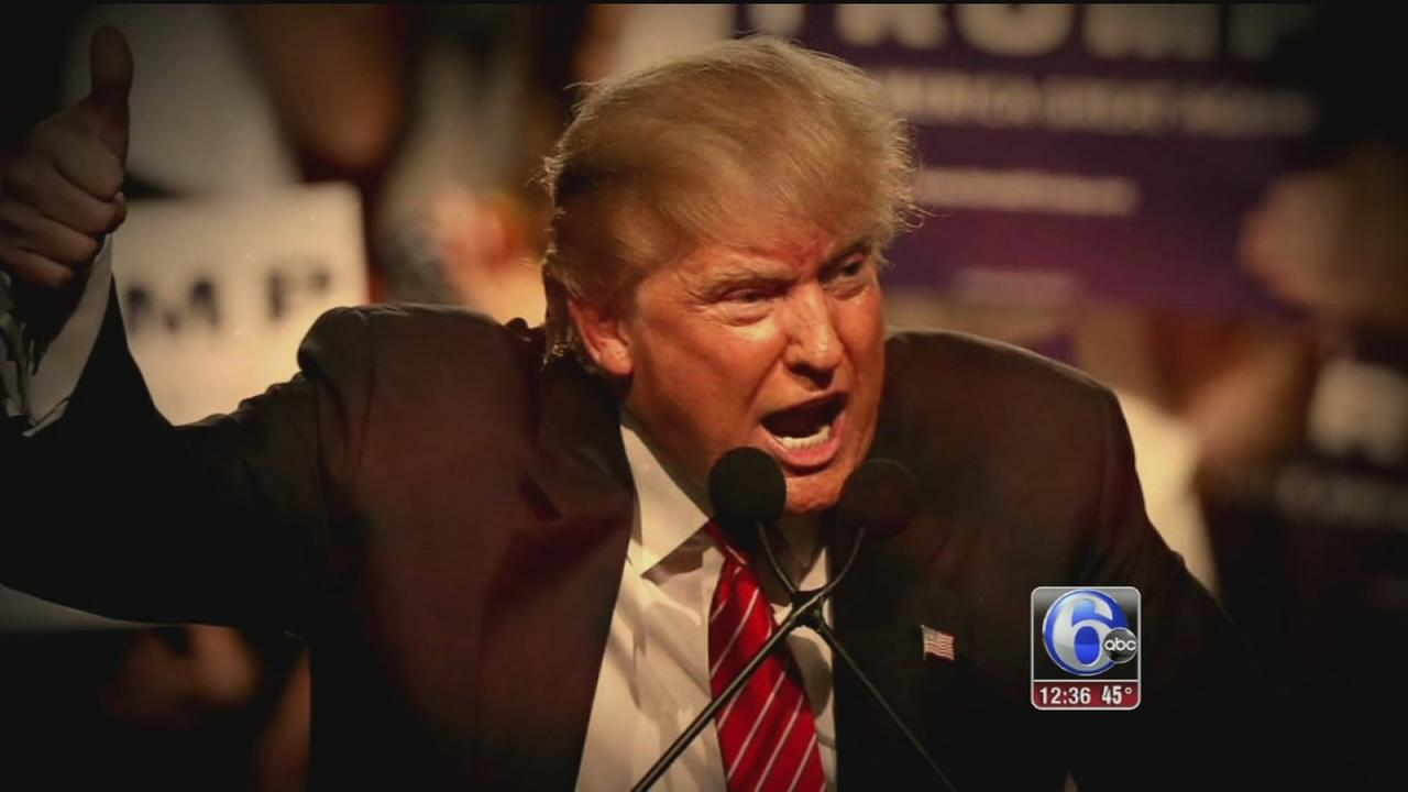 VIDEO: Donald Trump accused of mocking reporter with disabilities