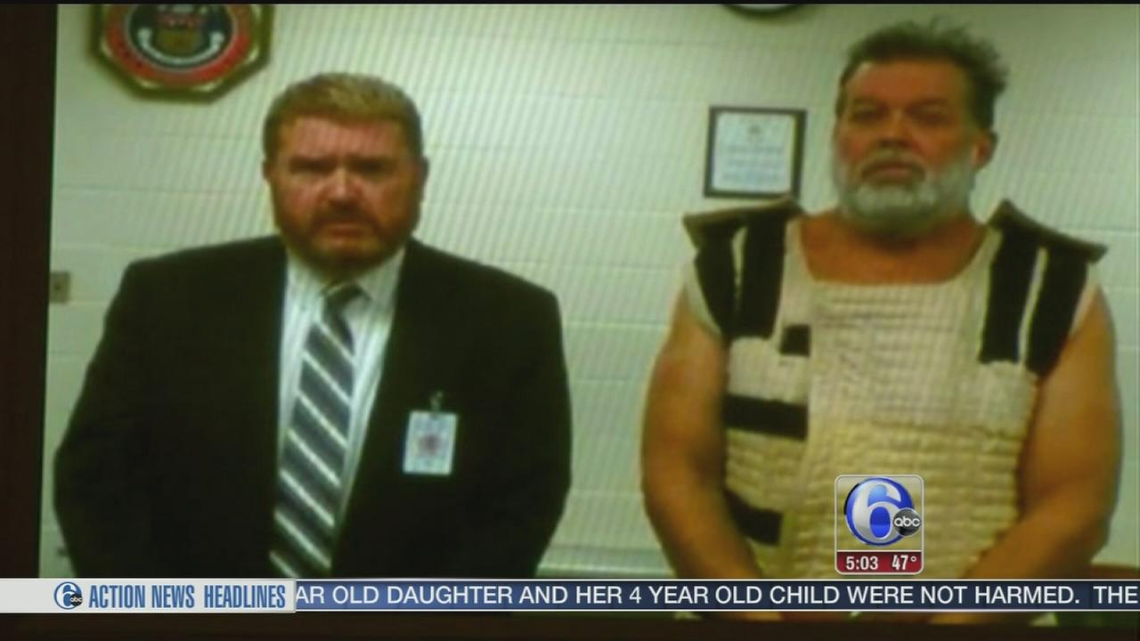 VIDEO: Colorado clinic shooting suspect appears in court