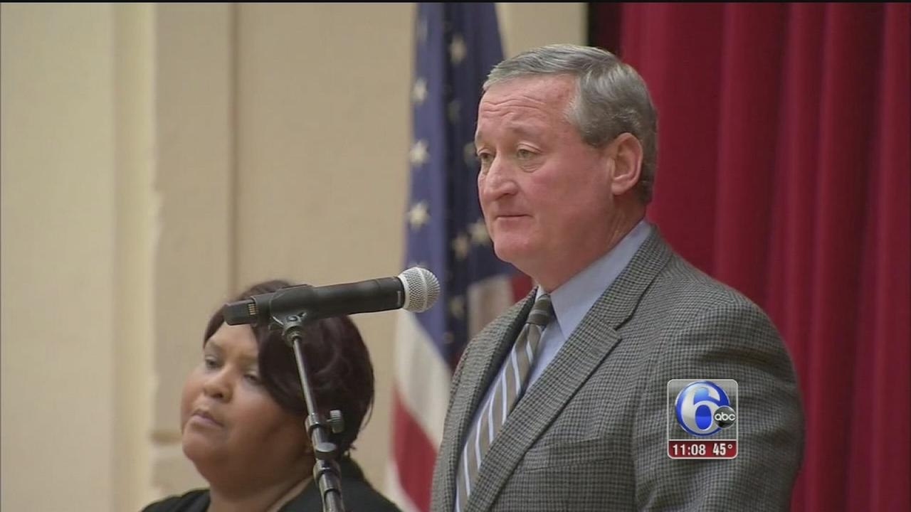 VIDEO: Schools focus in Mayor-Elect Kenneys 1st town hall