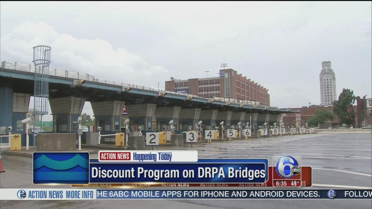 VIDEO: DRPA launches discount program
