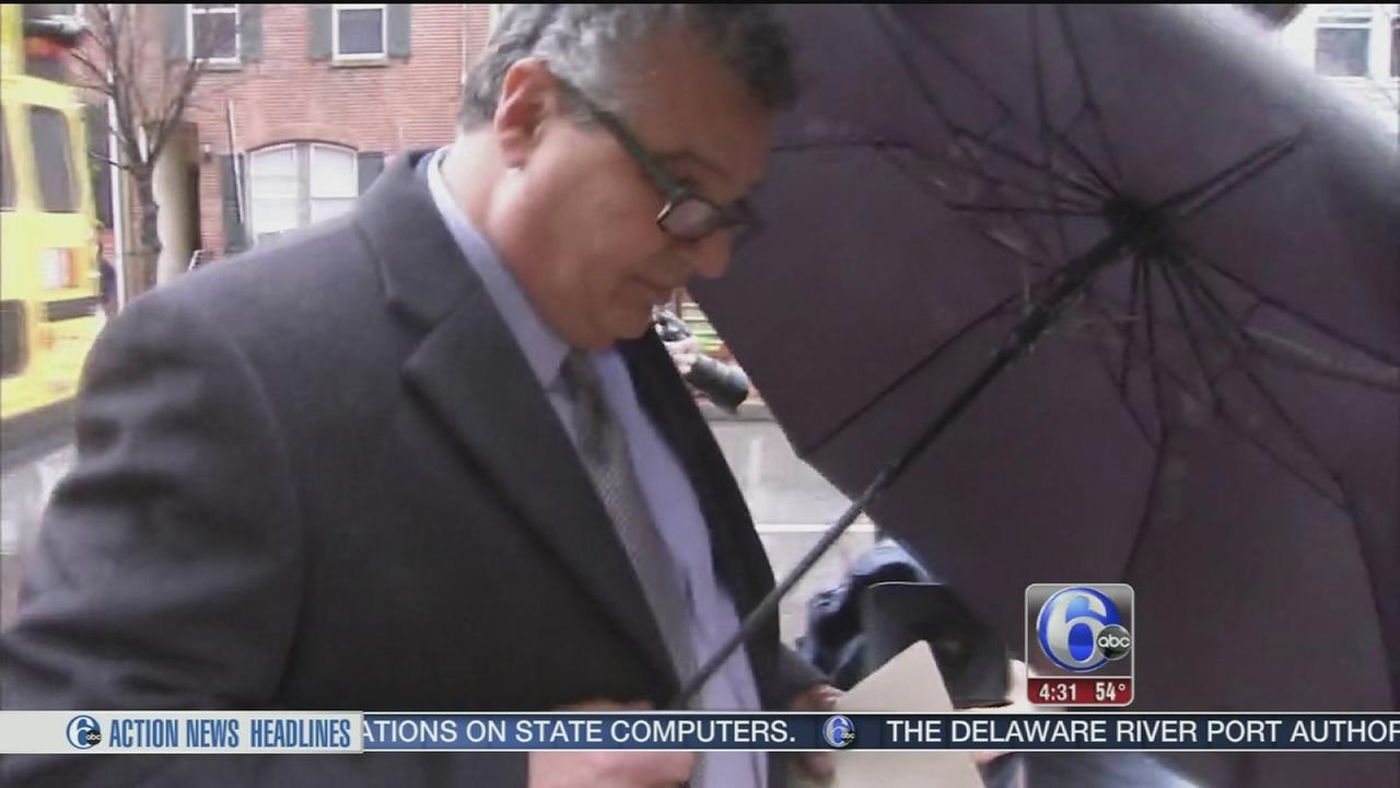VIDEO: DA: Man fired over porn stole $195k worth of emergency gear