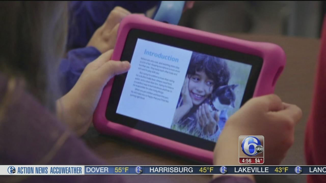 VIDEO: Consumer Reports tests best tablets for kids