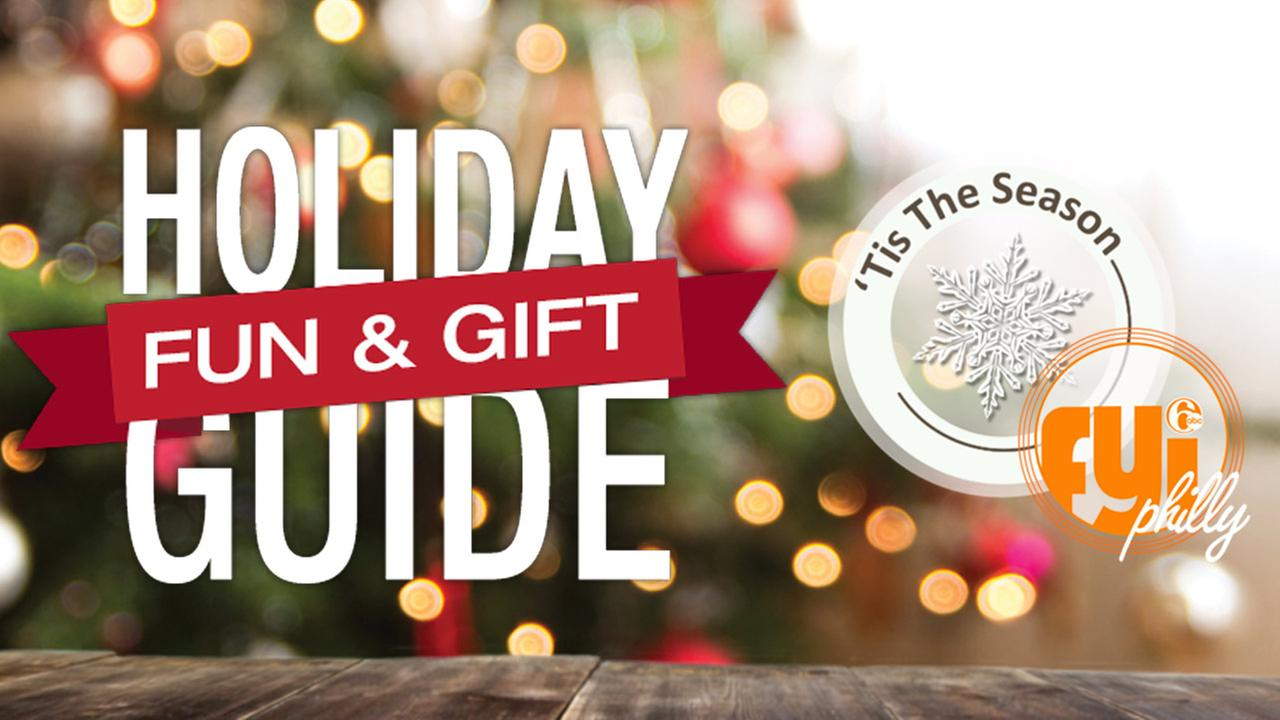 Holiday Fun and Gift Guide 2016