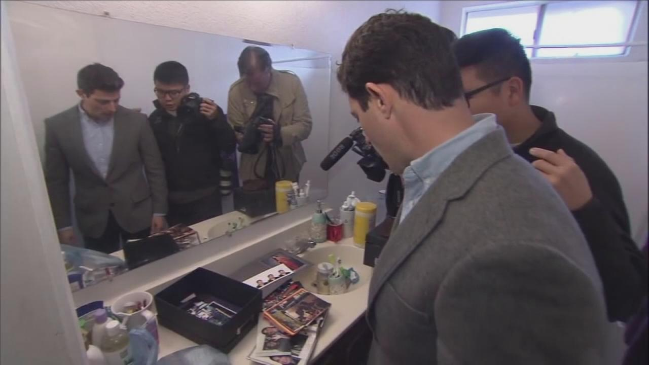 VIDEO: A look inside home of Calif. shooting suspects