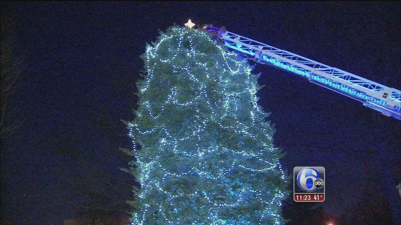 Christmas celebrations kickoff in Darby