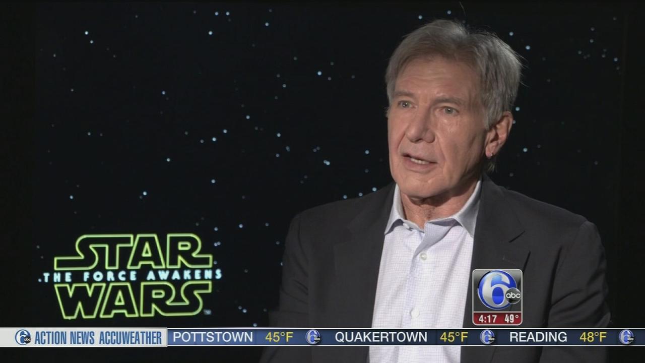 VIDEO: Matt ODonnell interviews Harrison Ford