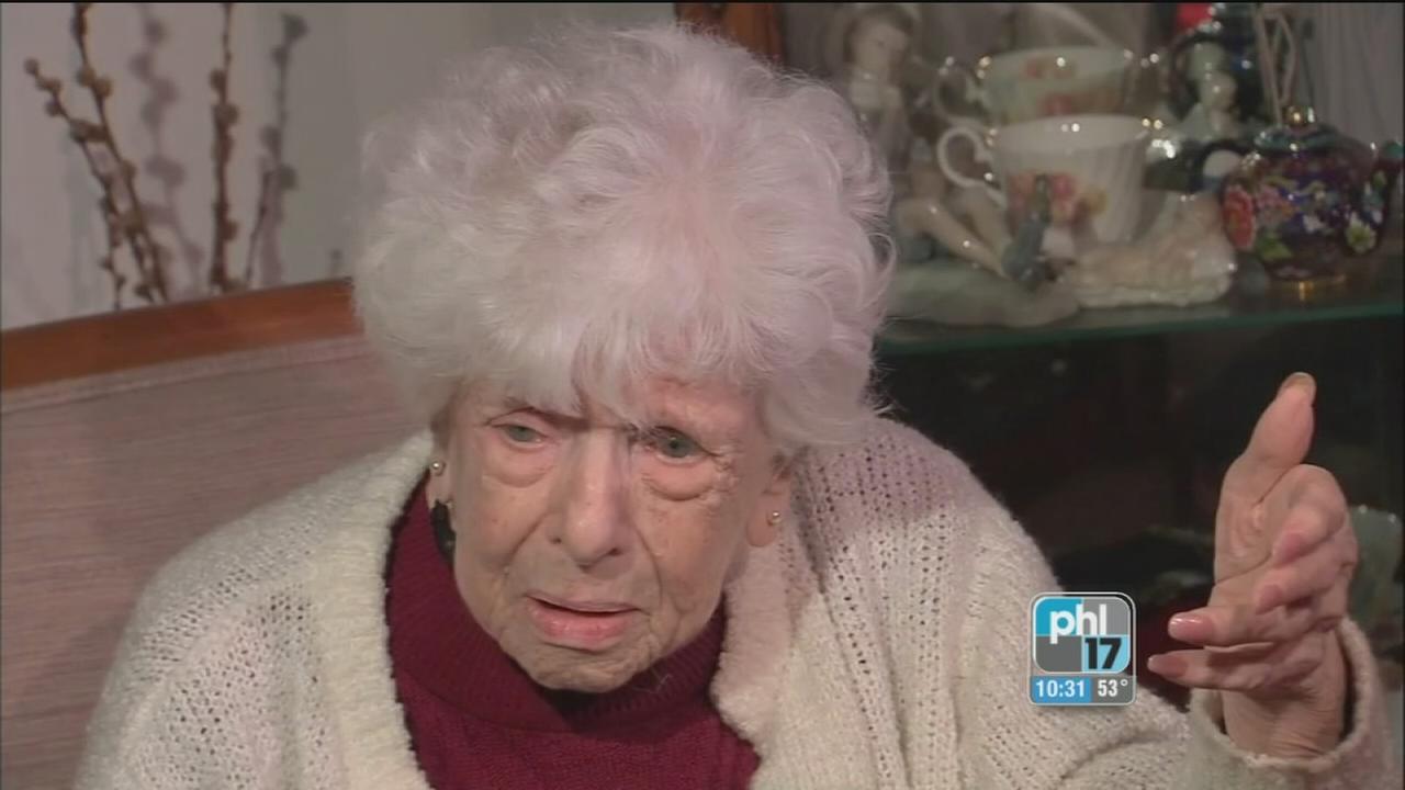 VIDEO: Elderly home invasion