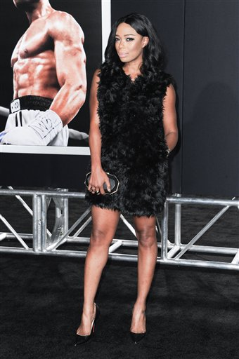 <div class='meta'><div class='origin-logo' data-origin='none'></div><span class='caption-text' data-credit='Richard Shotwell/Invision/AP'>Jill Marie Jones attends the LA Premiere of &#34;Creed&#34; held at the Regency Village Theater on Thursday, Nov. 19, 2015, in Los Angeles. (Photo by Richard Shotwell/Invision/AP)</span></div>