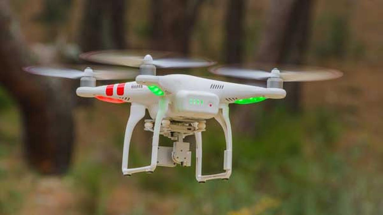 FAA temporarily suspends drone registration overnight
