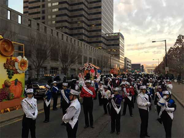 "<div class=""meta image-caption""><div class=""origin-logo origin-image none""><span>none</span></div><span class=""caption-text"">Highlights and behind the scenes images from the 2015 PHOTOS: 6abc/Dunkin' Donuts 2015 Thanksgiving Day Parade. (WPVI Photo)</span></div>"