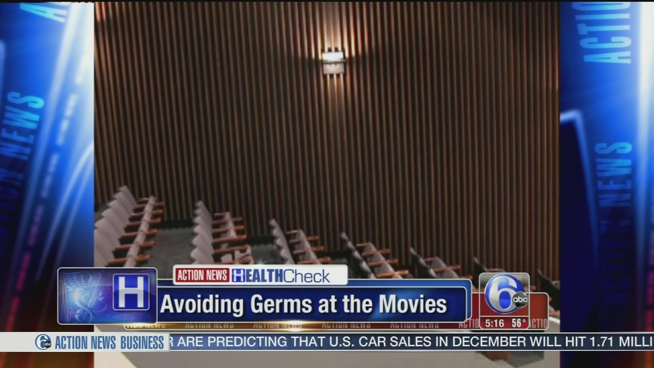 bring memories not germs home from movie theater 6abccom