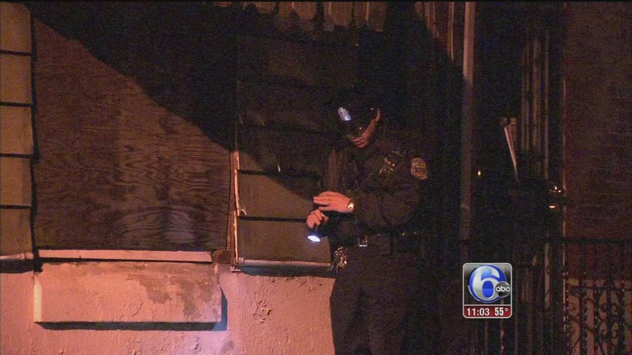VIDEO: Body found in North Philly