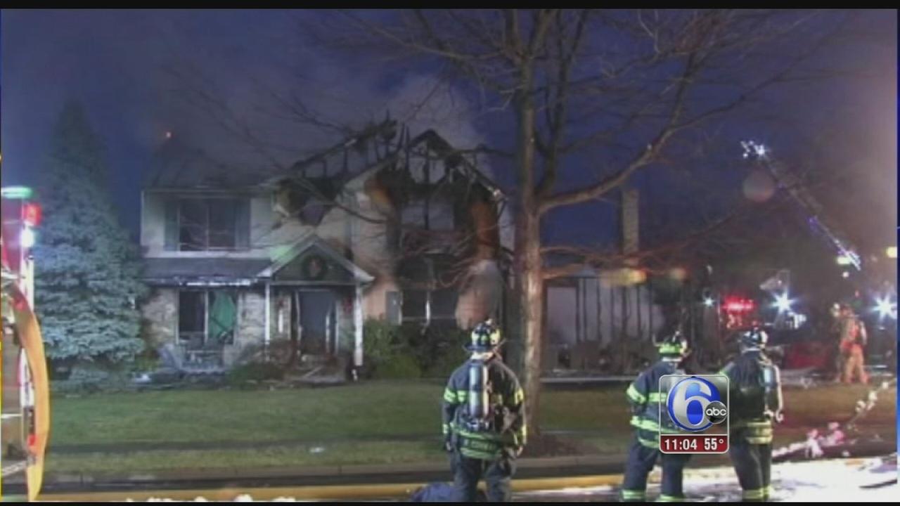 VIDEO: Lehigh County deadly fire