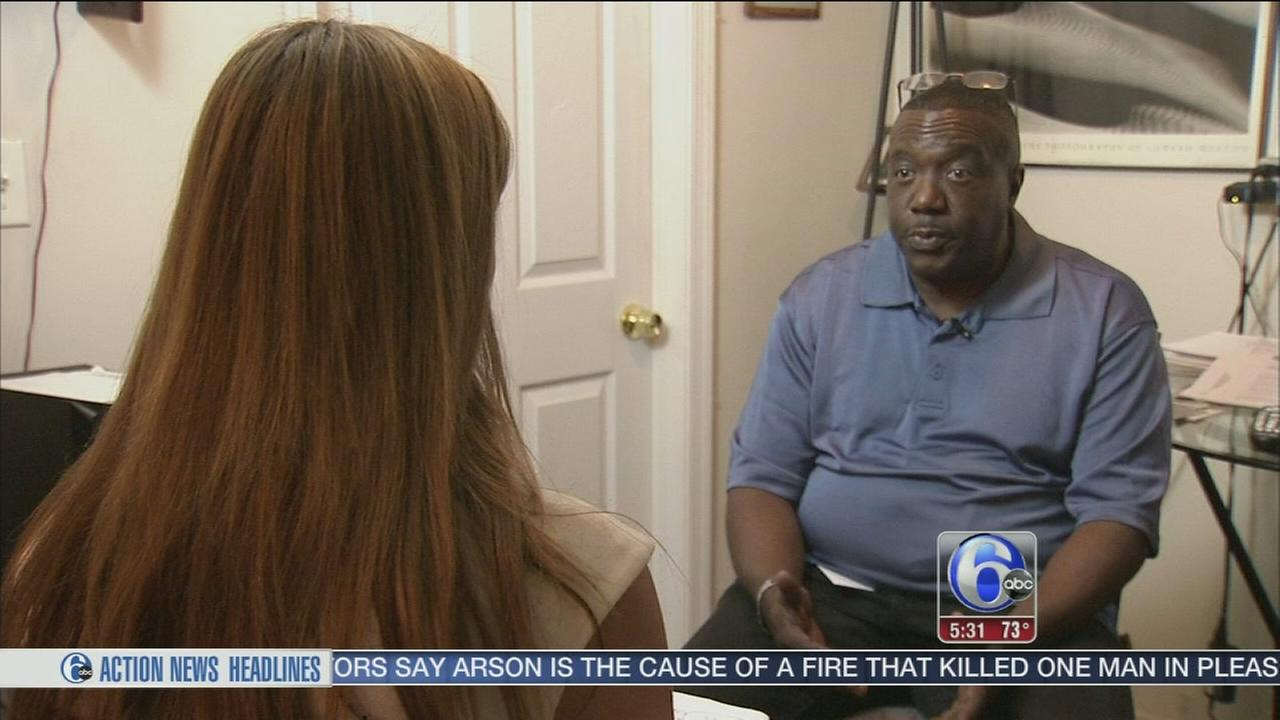 VIDEO: Drexel Hill vet receives VA letter claiming hes dead