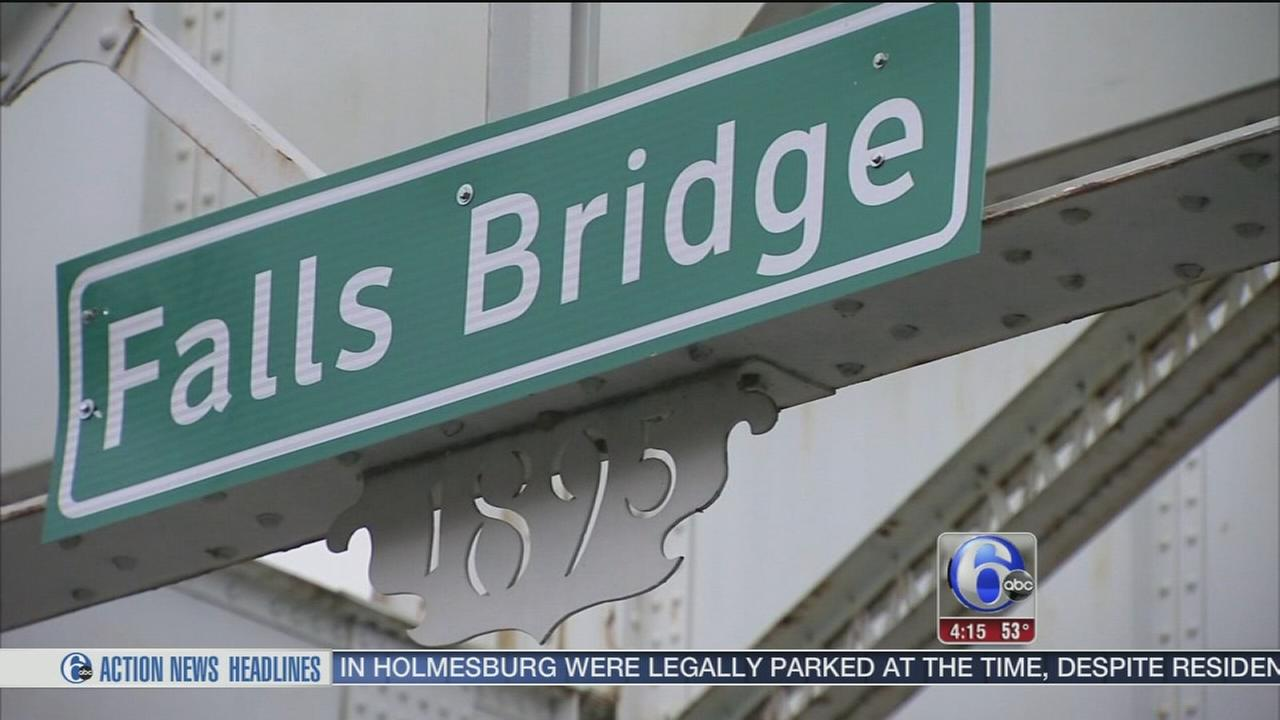 VIDEO: Falls Bridge to close for repairs