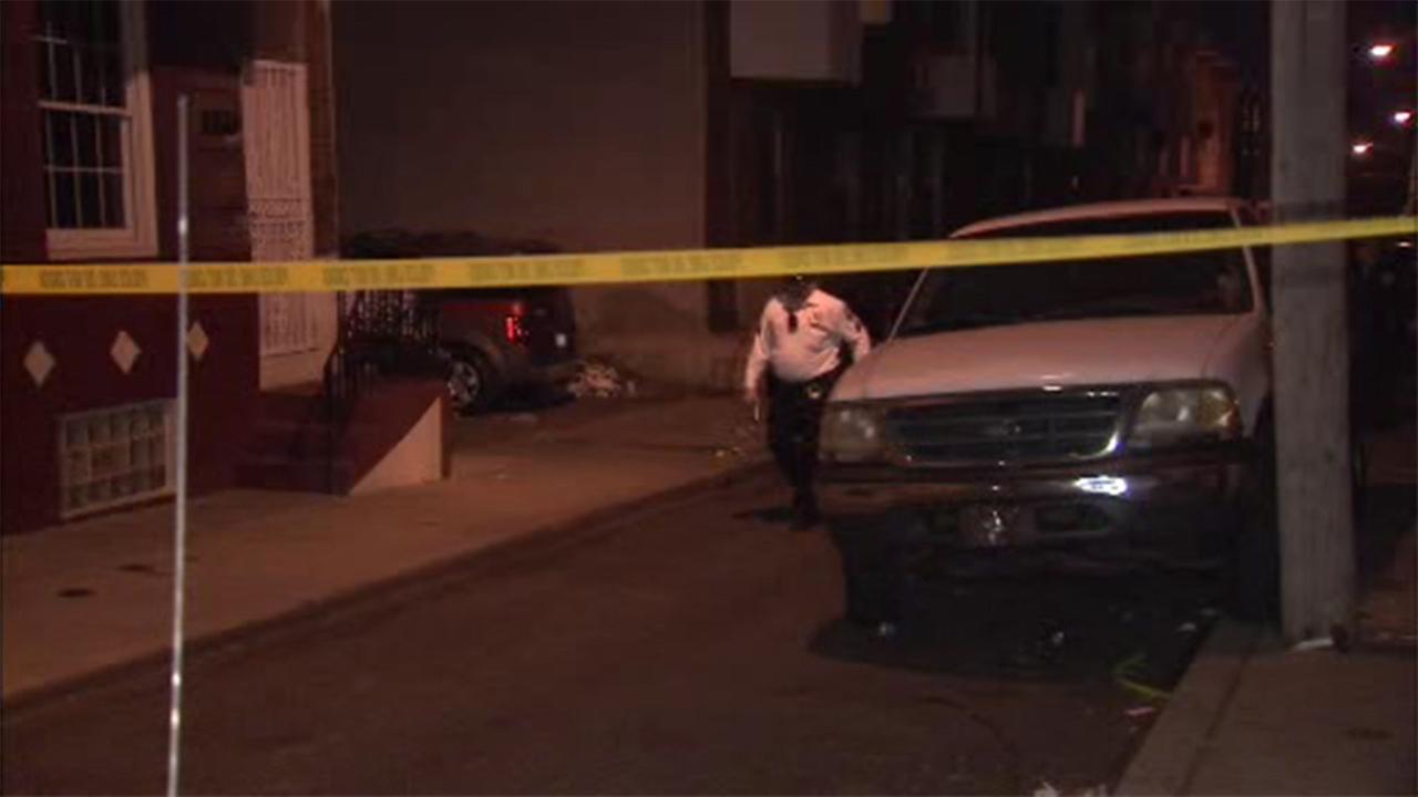 Woman shot in the leg in Kensington
