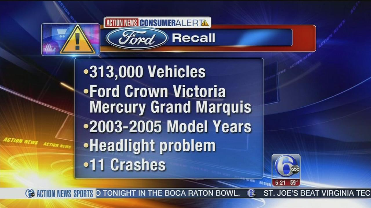 VIDEO: Ford announces recalls